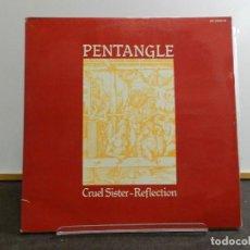 Discos de vinilo: VINILO LP. PENTANGLE - CRUEL SISTER-REFLECTION. EDICIÓN ESPAÑOLA.. Lote 222845958