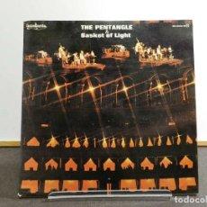 Discos de vinilo: VINILO LP. THE PENTANGLE & BASKET OF LIGHT. EDICIÓN ESPAÑOLA.. Lote 222846411