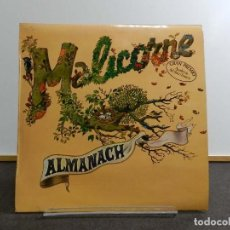 Discos de vinilo: VINILO LP. MALICORNE - ALMANACH. EDICIÓN ESPAÑOLA.. Lote 222846462