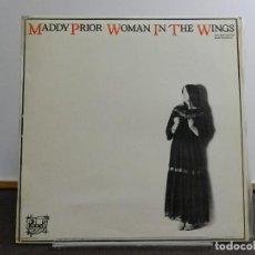 Discos de vinilo: VINILO LP. MADDY PRIOR - WOMAN IN THE WINGS. EDICIÓN ESPAÑOLA.. Lote 222846897