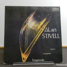 Discos de vinilo: VINILO LP. ALAN STIVELL - LEGEND. EDICIÓN ESPAÑOLA.. Lote 222847416