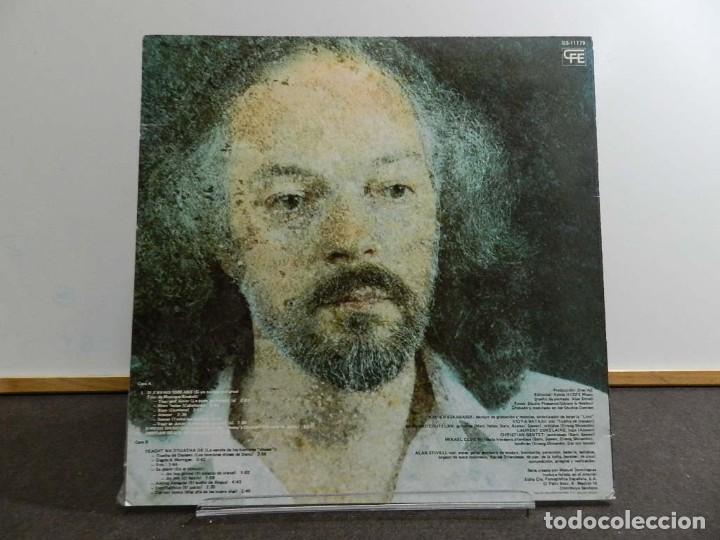 Discos de vinilo: VINILO LP. ALAN STIVELL - LEGEND. EDICIÓN ESPAÑOLA. - Foto 2 - 222847416