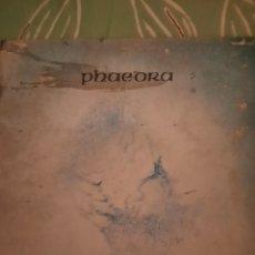 Discos de vinilo: TANGERINE DREAM. PHAEDRA.. Lote 222849815
