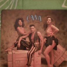 Discos de vinilo: CAÑA . ECHA' PALANTE. SINGLE.. Lote 222852066