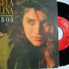 Discos de vinilo: ANGELA MOLINA LISBOA. Lote 222857305