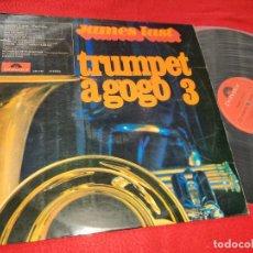 Discos de vinilo: JAMES LAST TRUMPET A GOGO III LP 1969 POLYDOR ESPAÑA SPAIN. Lote 222858120