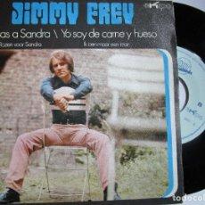 Discos de vinilo: JIMMY FREY ROSAS A SANDRA. Lote 222858222