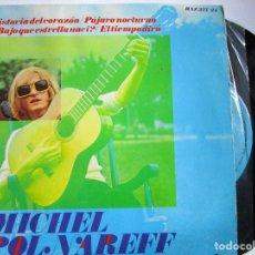 Discos de vinilo: MICHEL POLNAREFF ¡BAJO QUE ESTRELLA NACI?. Lote 222858356