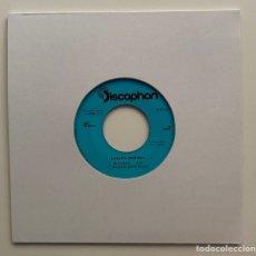 Discos de vinilo: AUGUSTO MARTELLI-BIRIMBAO/SUMMERTIME/SINGLE 1970 DISCOPHON S-5113,ESPAÑA.. Lote 222873982