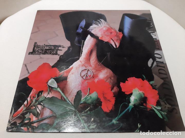 EL ÚLTIMO KE ZIERRE -SOLDADITO ESPAÑOL- (1992) LP DISCO VINILO (Música - Discos - LP Vinilo - Punk - Hard Core)