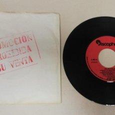 """Discos de vinilo: 1020- WILLIE COLON EL BAQUINE DE ANGELITOS NEGROS - VIN 7"""" POR G DIS VG+. Lote 222877700"""
