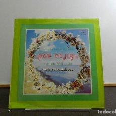 Discos de vinilo: VINILO LP. VARIOS - PUT, VEJINI: LATVIEŠU TAUTAS DZIESMAS. EDICIÓN LETONA.. Lote 222878443