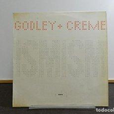 Disques de vinyle: VINILO LP. GODLEY & CREME - ISMISM. EDICIÓN INGLESA.. Lote 222880888