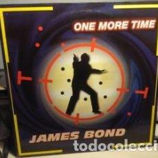 Discos de vinilo: MAXI HAPPY SOUND : JAMES BOND + NO ENTIENDO NADA (ELECTRONIC HOUSE ). Lote 222883531