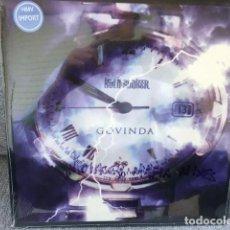 Discos de vinilo: KULA SHAKER . GOVINDA . EDICIÓN INGLESA DE 1996. SIN DESPRECINTAR.. Lote 222884688