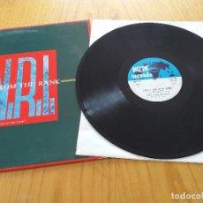 Discos de vinilo: RISEN FROM THE RANK -I.N.R.I.- ITALO DISCO -MEMIX O43 MEMORY RECORDS 1986. Lote 222884732