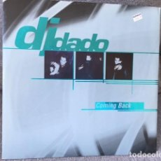 Discos de vinilo: DJ. DADO . COMING BACK . EDICIÓN ITALIANA 1997.. Lote 222884962