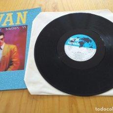 Discos de vinilo: SWAN - DON'T TALK ABOUT IT- ITALO DISCO -PIX 02 MEMORY RECORDS 1986. Lote 222885128