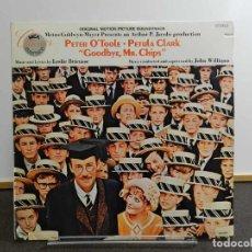 Discos de vinilo: VINILO LP. SOUNDTRACK. LESLIE BRICUSSE - GOODBYE, MR CHIPS. EDICIÓN AMERICANA USA.. Lote 222887588