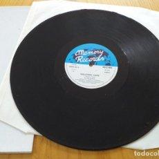 Discos de vinilo: CHEAPS - MOLIENDO CAFE' - ITALO DISCO -MEMIX 003- MEMORY RECORDS 1983. Lote 222887745