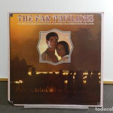 Discos de vinilo: VINILO LP. CARL DAVIS - THE FAR PAVILIONS. EDICIÓN AMERICANA USA.. Lote 222888625