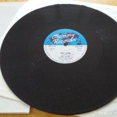 Discos de vinilo: PHIL GRANT- HEY GIRL - ITALO DISCO -MEMIX 014- MEMORY RECORDS 1984. Lote 222888682