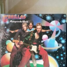 Disques de vinyle: THE GORILLAS 1° Y UNICO LP . 1978 RAW RECORDS.. Lote 222892265