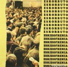 Dischi in vinile: CD ESKORBUTO ESKIZOFRENIA 1984 JOYA PUNK RAREZA NUEVO PRECINTADO!! R.I.P. CICATRIZ POTROTAINO. Lote 222899881