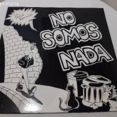 Discos de vinil: LA POLLA RECORDS -NO SOMOS NADA- LP DISCO VINILO. Lote 222901961