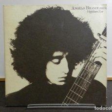 Disques de vinyle: VINILO LP. ANGELO BRANDUARDI - HIGHDOWN FAIR. EDICIÓN ALEMANA.. Lote 222903698