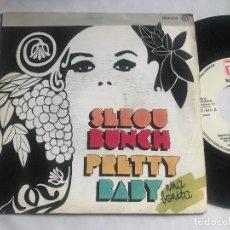 Discos de vinilo: SEKOU BUNCH - PRETTY GIRL - SINGLE ZAFIRO 1983 - FUNK. Lote 222904132