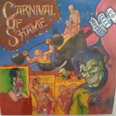 Discos de vinilo: CARNIVAL OF SHAME- GO TELL MOTHER- SPAIN LP 1992- COMO NUEVO.. Lote 222904348
