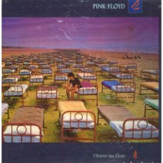 Discos de vinilo: PINK FLOYD - A MOMENTARY LAPSE OF REASON - LP 1987 - PORTADA DOBLE. Lote 222907302