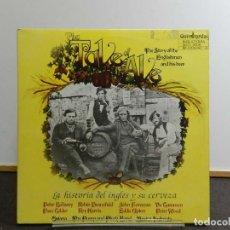 Discos de vinilo: VINILO LP. VARIOS - THE TALE OF ALE. LA HISTORIA DEL INGLES Y SU CERVEZA. EDICIÓN ESPAÑOLA.. Lote 222908287
