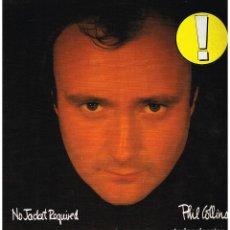Discos de vinilo: PHIL COLLINS - NO JACKET REQUIRED - LP 1985. Lote 222910153