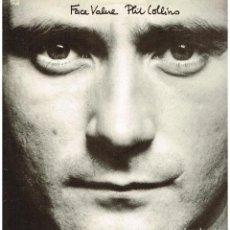 Discos de vinilo: PHIL COLLINS - FACE VALUE - LP 1982. Lote 222910441