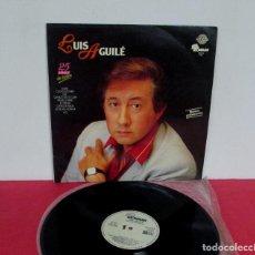 Discos de vinilo: LUIS AGUILE - 25 AÑOS DE EXITOS - LP - PERFIL / SHOWMAN 1989 SPAIN NUEVAS GRABACIONES. Lote 222910841