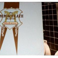 Discos de vinilo: V1010 - MADONNA. THE IMMACULATE COLLECTION. DOBLE LP VINILO. Lote 222911232