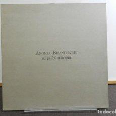 Discos de vinilo: VINILO LP. ANGELO BRANDUARDI - LA PULCE D'ACQUA. EDICIÓN ESPAÑOLA.. Lote 222911322