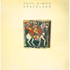 Discos de vinilo: PAUL SIMON - GRACELAND - LP 1986. Lote 222914077