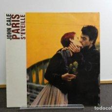 Discos de vinilo: VINILO LP. JOHN CALE - PARIS S'EVEILLE. EDICIÓN ESPAÑOLA.. Lote 222916620