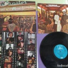 Discos de vinilo: LP. THE BEATLES - MOVIE MEDLEY (14 CANCIONES) SPAIN. COMPLETO. INCLUYE ENCARTE Y LIBRETO.. Lote 222932113