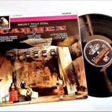 Discos de vinilo: VINILO CARMEN. Lote 222934137