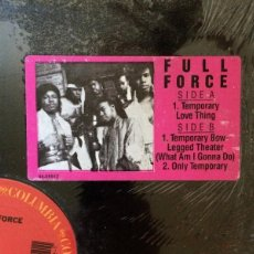 "Discos de vinilo: FULL FORCE – TEMPORARY LOVE THING SELLO: COLUMBIA – 44-05912 FORMATO: VINYL, 12"", 33 RPM USA. Lote 222937252"