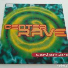 Discos de vinilo: CENTERRAVE - CENTERRAVE. Lote 222942780