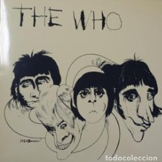 Discos de vinilo: LP THE WHO - A QUICK ONE - ITALY DIFFERENT COVER & TRACKS - RE - NUEVO !!!!*. Lote 222943973