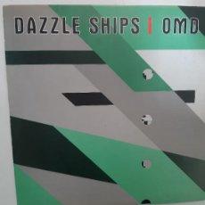 Discos de vinilo: OMD- DAZZLE SHIPS (ORCHESTRAL MANOEUVRES IN THE DARK)- SPAIN LP- EXC. ESTADO.. Lote 222964483