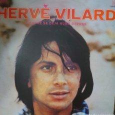 Discos de vinilo: HERVE VILARD LP SELLO ORFEÓN EDITADO EN MÉXICO AÑO 1972... Lote 245273525