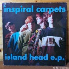 Discos de vinilo: 12 MAXI , INSPIRAL CARPETS , ISLAND EP. Lote 222970467