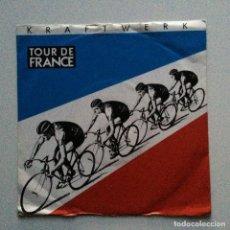 Discos de vinilo: KRAFTWERK – TOUR DE FRANCE UK 1983. Lote 222977188